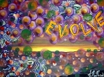 Evolve Original Painting by barbosaart