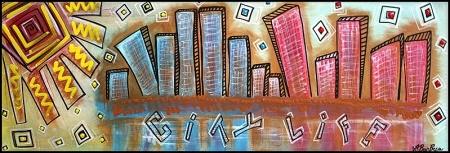 CITY LIFE 12 X 36