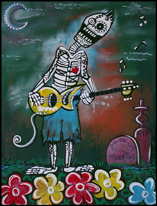 Death Jam 9 x 12