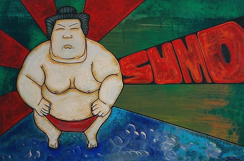 """SUMO 24 x 36"""""""