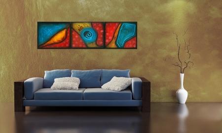 Office Interiors Laura Barbosa S Heart Of Art Blog