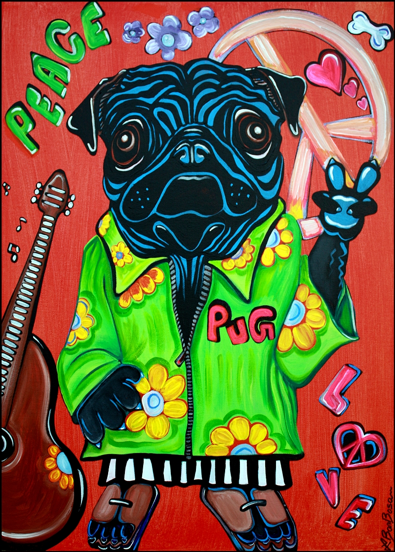 pug laura barbosas heart of art blog
