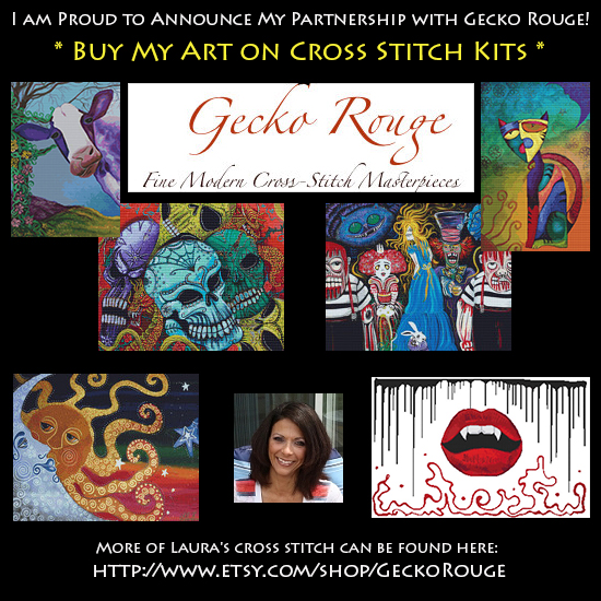 Gecko Rouge Announcement