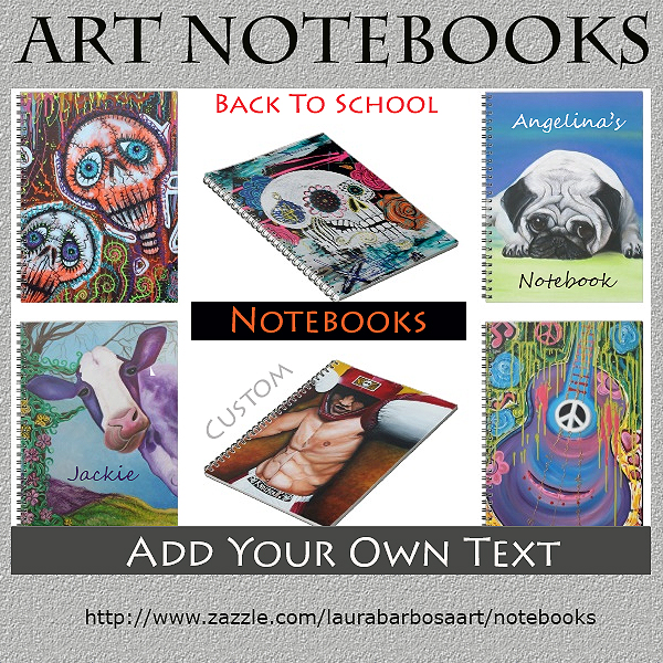 Notebook Ad Zazzle 1