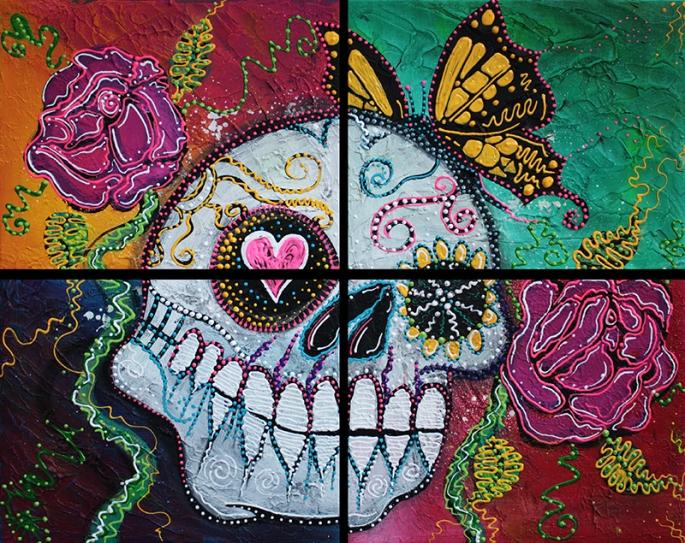 Mariposa - A Spirit Returns by Laura Barbosa - display