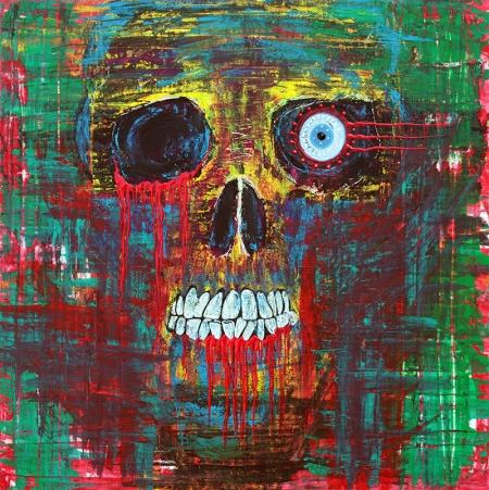 Spirit of Davy Jones by Laura Barbosa - display