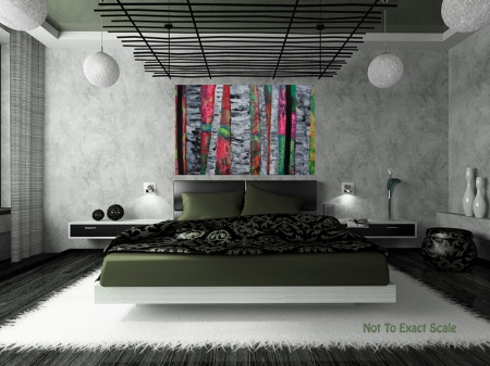 The Hidden Forest by Laura Barbosa - Contemporary Home Decor