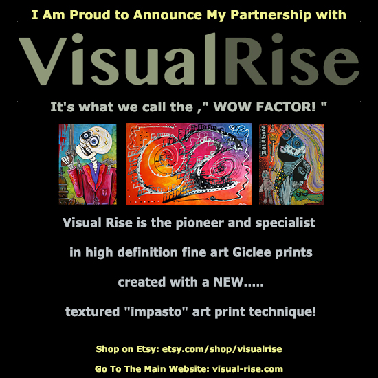 Visual Rise Announcement