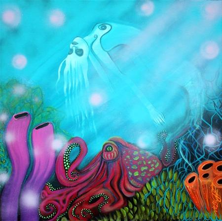 Sea of Dreams by Laura Barbosa