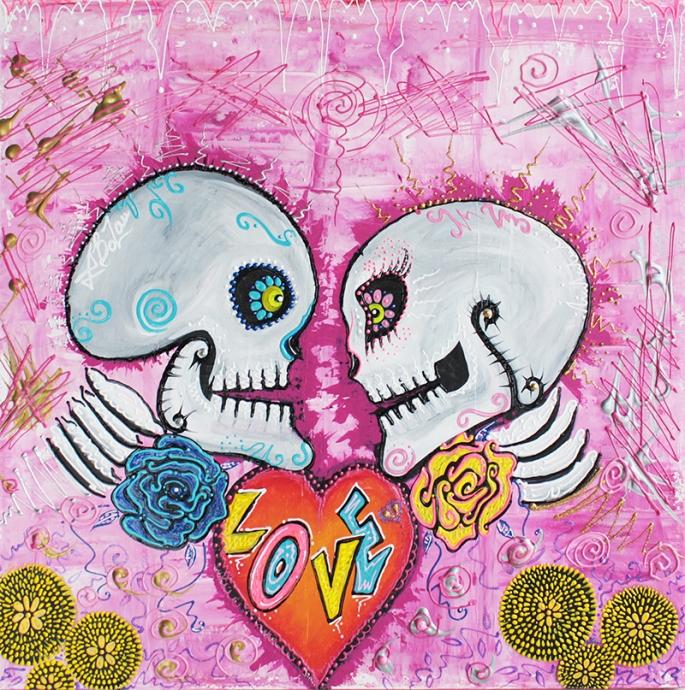 Love Story by Laura Barbosa - display