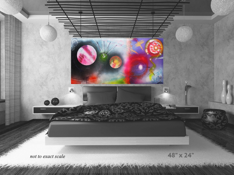 If I Were A Galaxy by Laura Barbosa - Home Decor