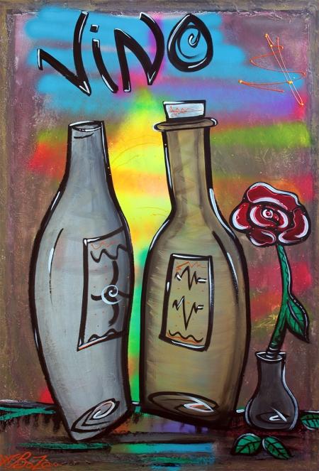 Vino by Laura Barbosa -display